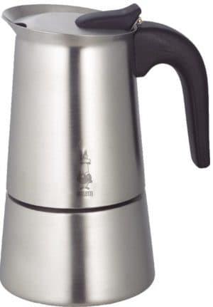 гейзерная кофеварка для индукционной плиты Bialetti Musa