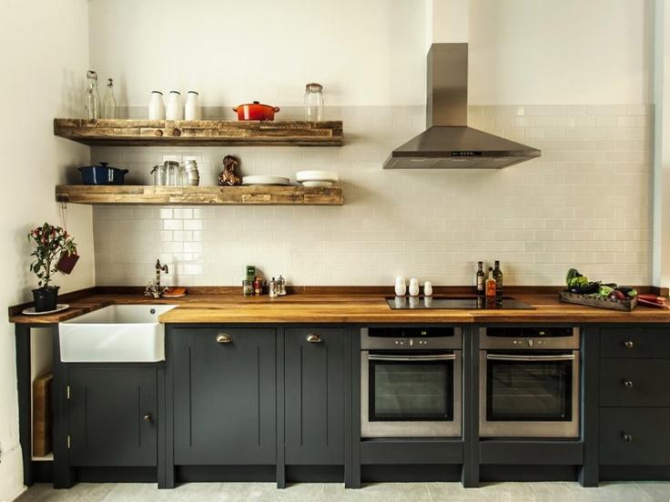 Фартук из ламината для кухни