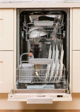 Посудомоечные машины шириной 45 см