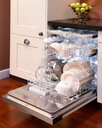 Посудомоечная машина, встраиваемая размером 60 см