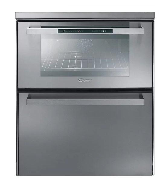 Встраиваемая модель Candy DUO 609 X с электрической духовкой и посудомоечной машиной для дома