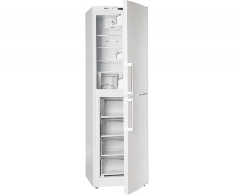 Модель ATLANT ХМ 4425-000 N - лучший холодильник Атлант с 4 ящиками в морозильной камере