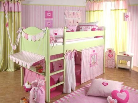 Какие цвета выбрать для комнаты ребенка