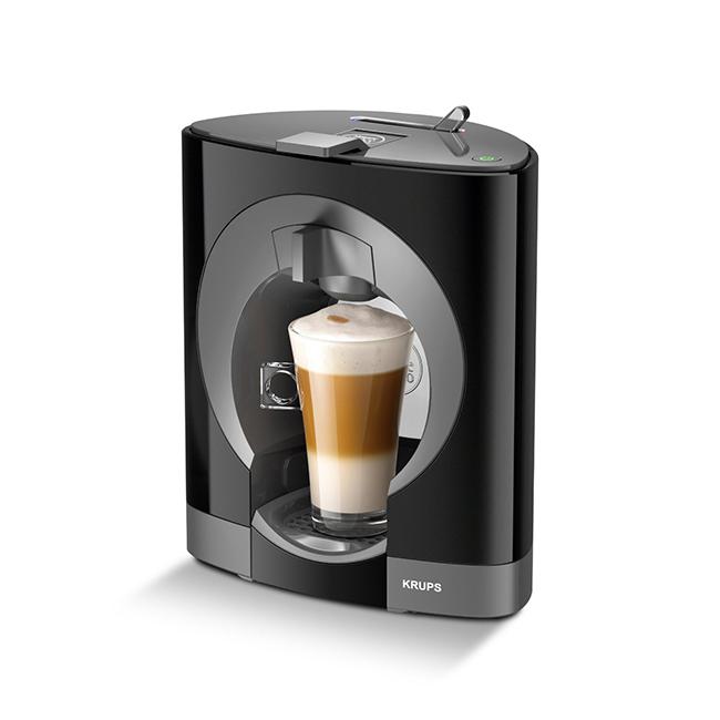 Krups Nescafe Dolce Gusto OBLO — быстрая и удобная