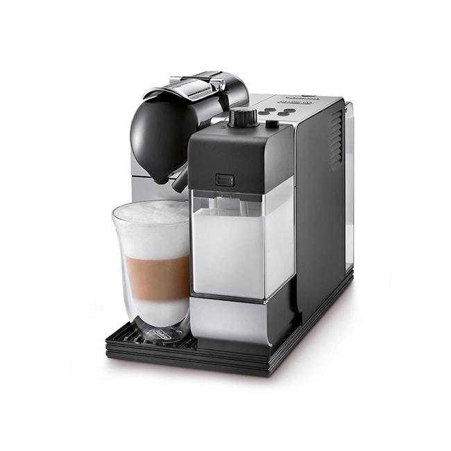 Nespresso De Longhi Latissima EN520.S — объёмная и экономичная