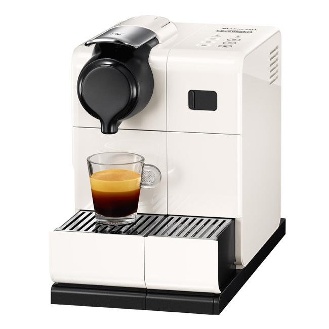 Nespresso DeLonghi EN550.W — практичная и многозадачная