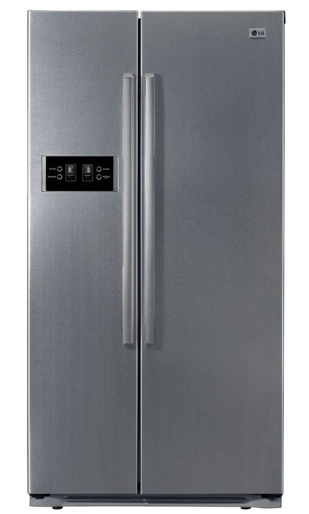 Двухдверный холодильник LG