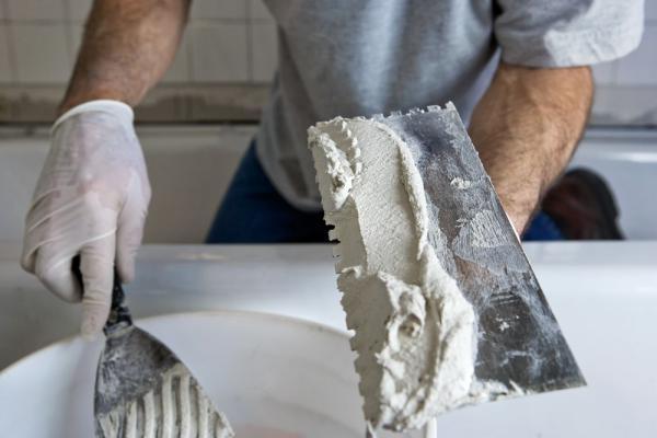 Гипсово-цементный раствор