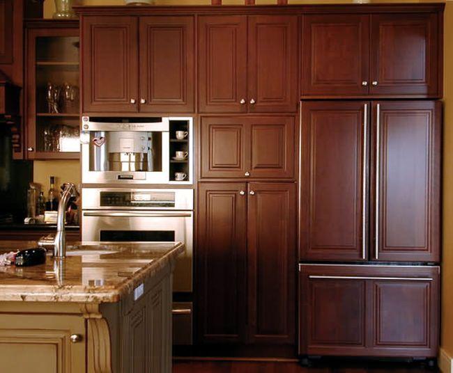 холодильник однокамерный встроенный1