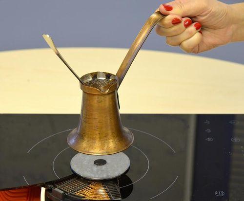 фото турки на индукционной плите