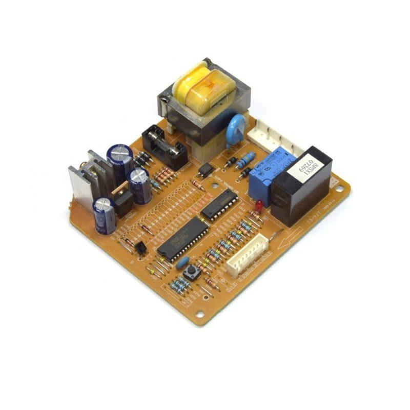 Компания Самсунг использует только высококачественные электронные модули для холодильников