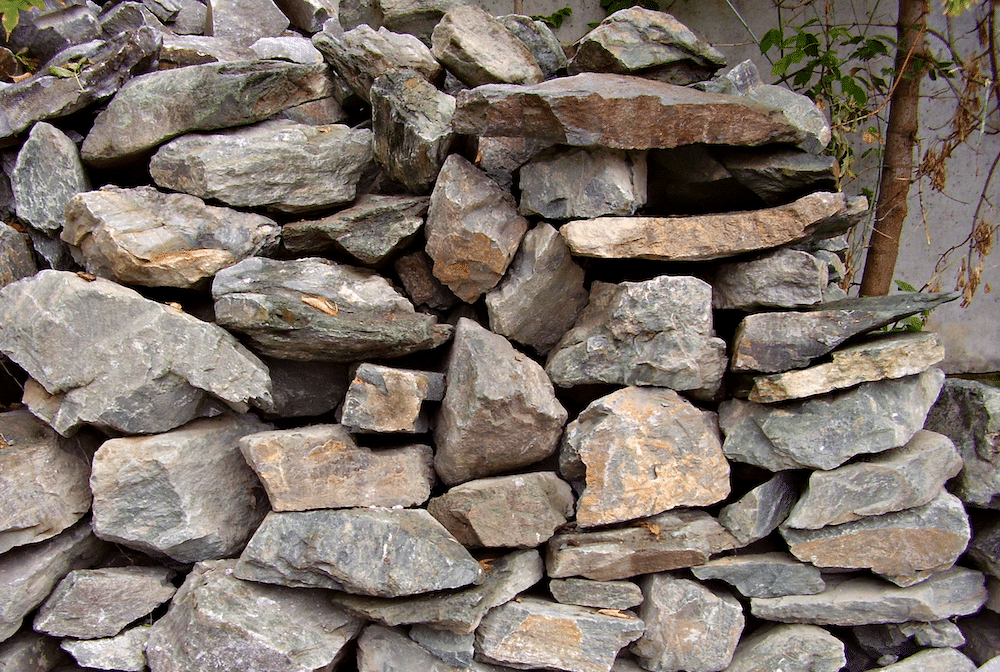 Фундамент под камин
