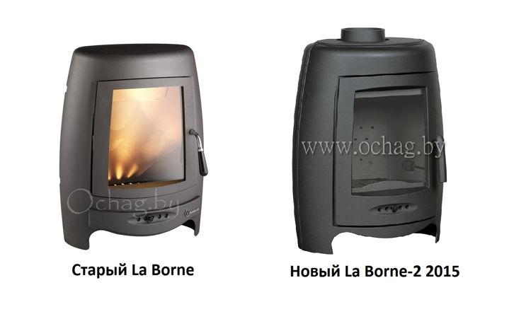 Печь-камин Invicta La Borne