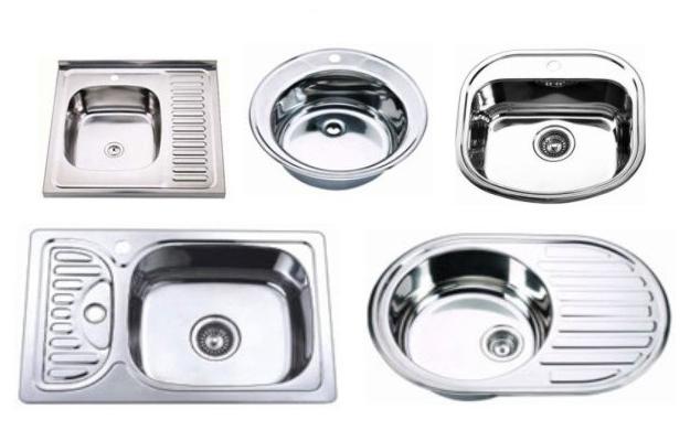 Многообразие форм и размеров позволит вписать кухонную мойку в любой интерьер