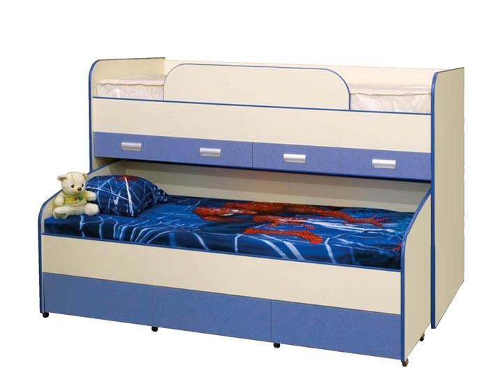 Выдвижная кровать-матрешка
