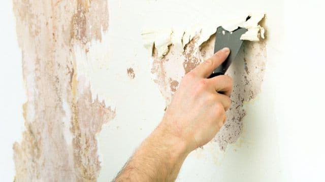 Зачистка поверхности