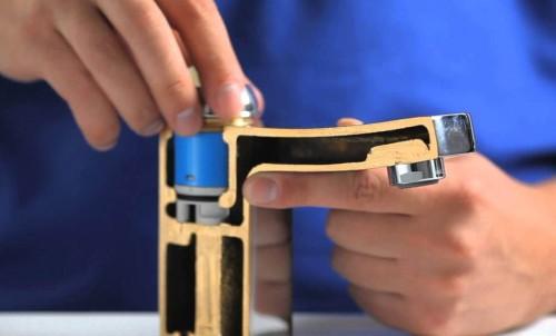 Керамические картриджи для смесителей