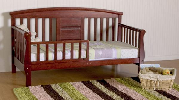 детские кровати с бортами