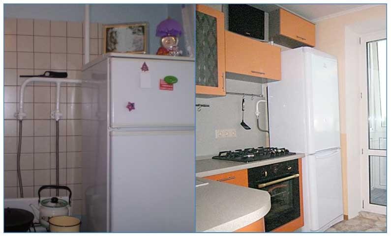 Можно ли ставить холодильник рядом с газовой трубой