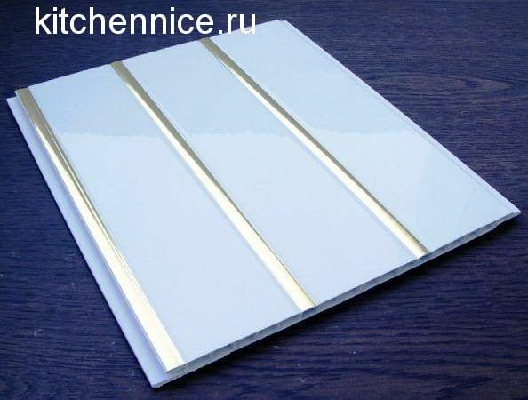 Пластиковые потолочные панели фото