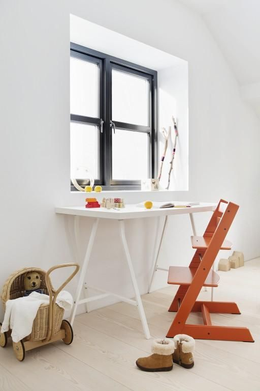 Правильная высота стула для ребенка регулируется