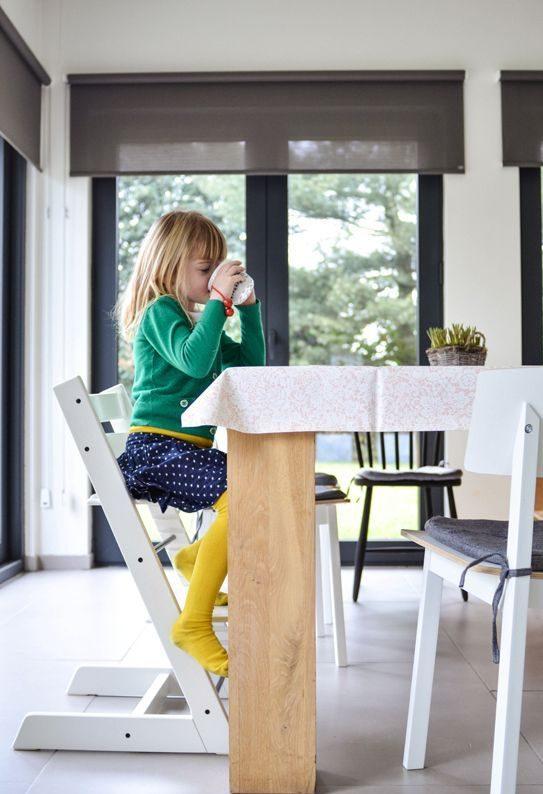 Растущий стул для ребенка поможет ему почувствовать себя взрослым в любом возрасте