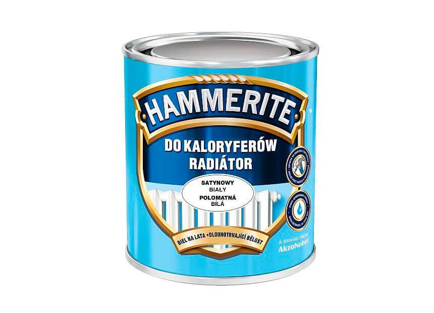 Антикоррозийная краска Hammerіte (Хамерайт) специально для стальных и чугунных батарей