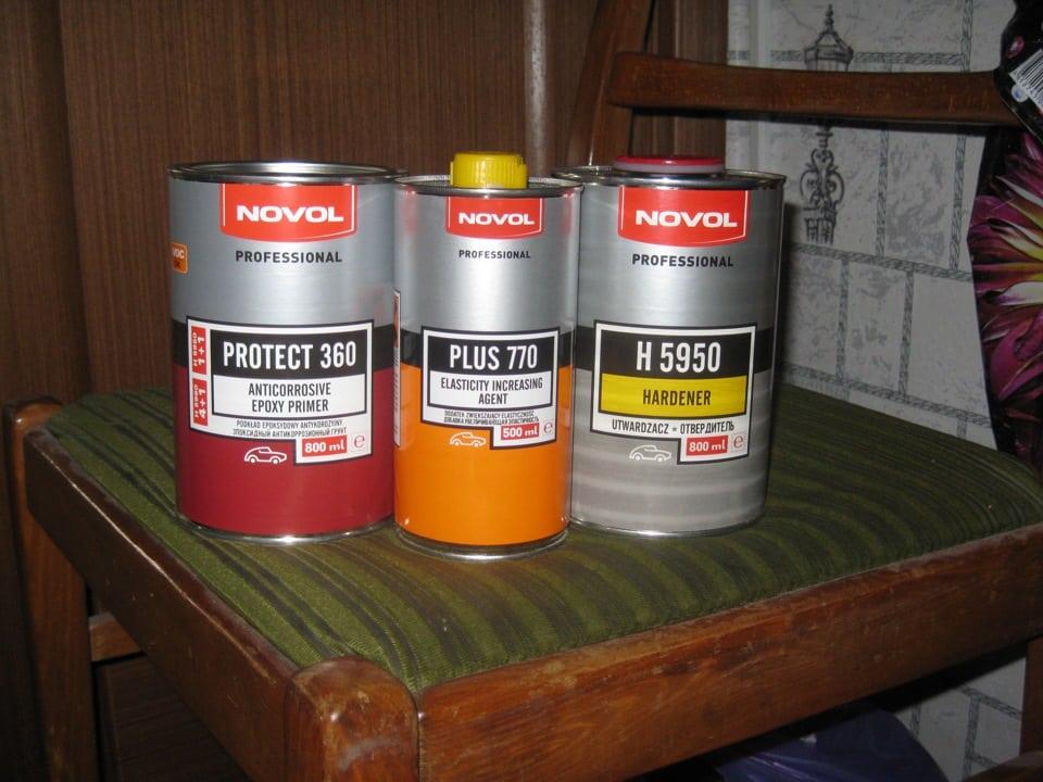 Пластификаторы для ПВА-красок