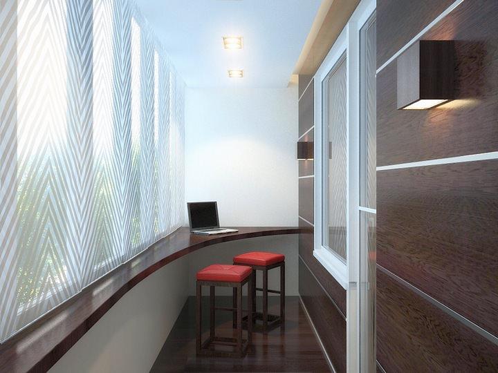 Строим балкон своими руками: технология, особенности, обустройство