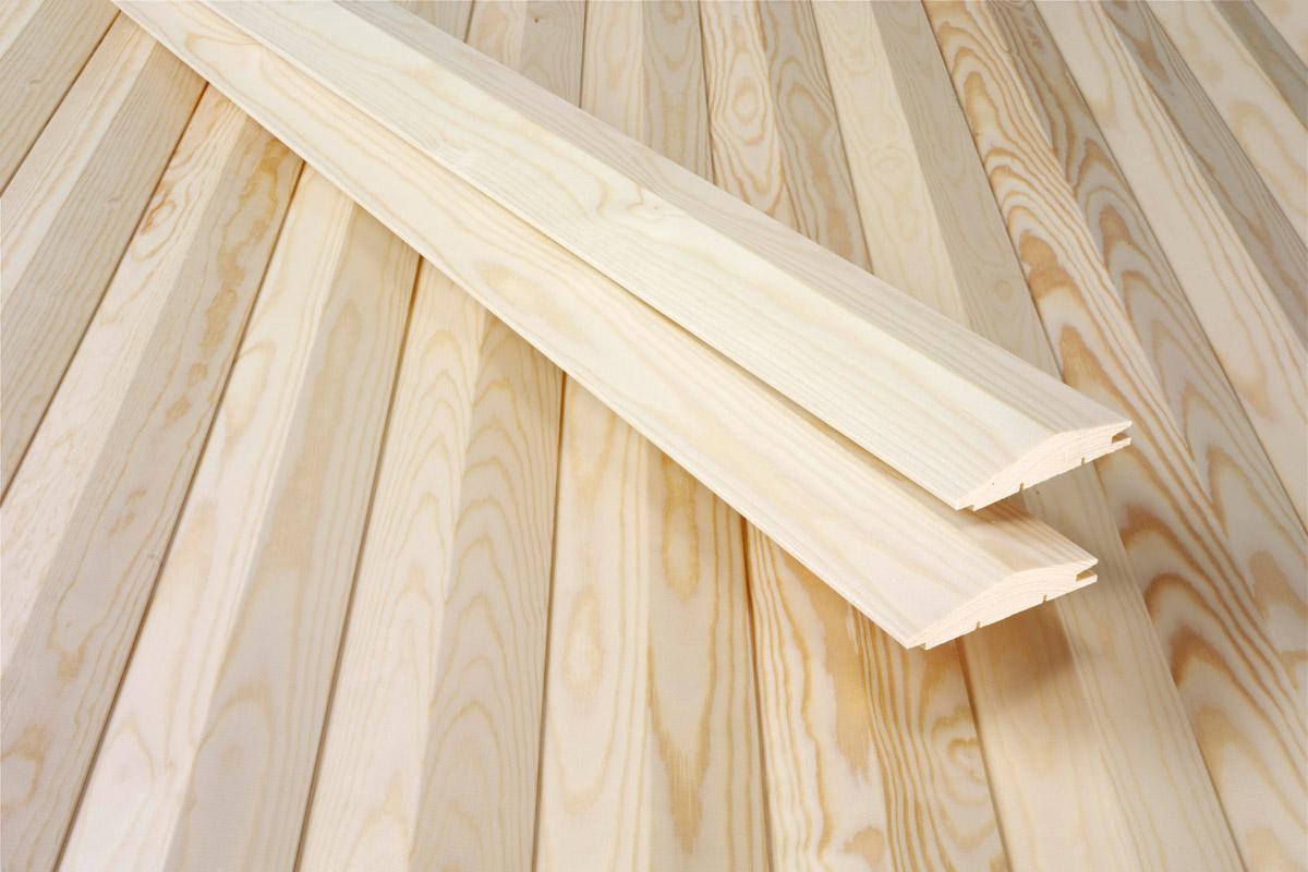 Материал деревянная вагонка