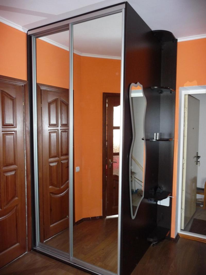 Шкаф гардероб узкий