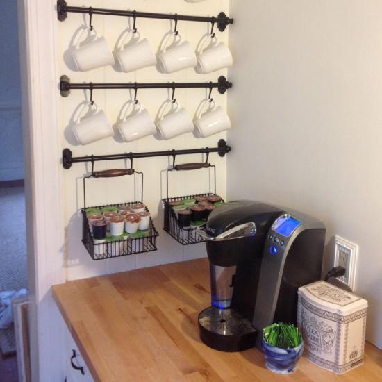 Домашний кофе-бар