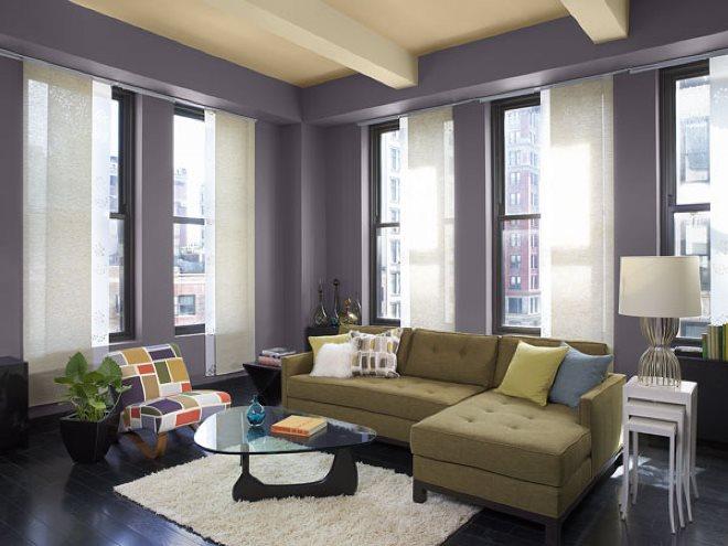 Подбираем цветовую палитру для дизайна гостиной