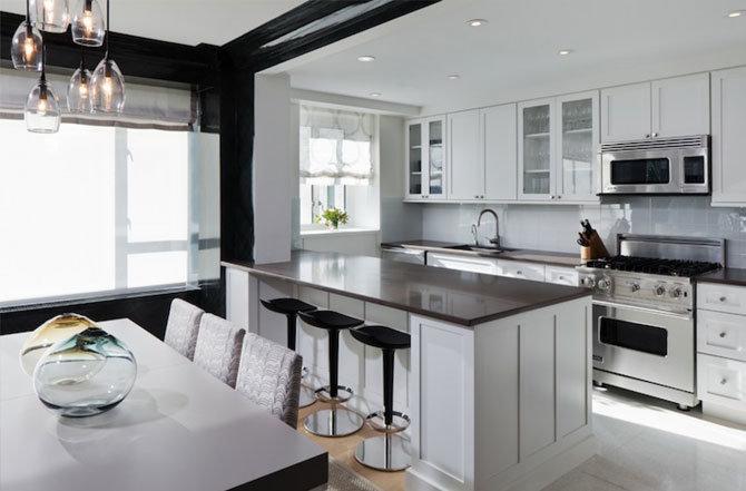 Кухня-гостиная 16 кв м