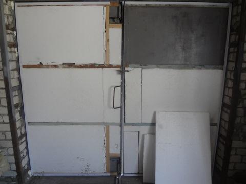 Как утеплить кирпичный гараж изнутри своими руками
