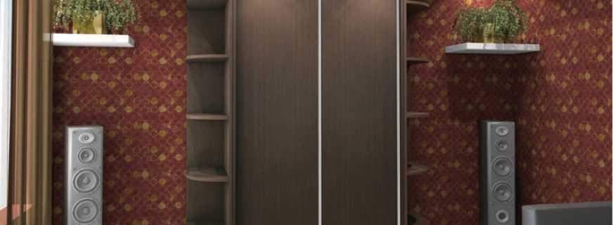 Обзор шкафов купе цвета венге, правила выбора