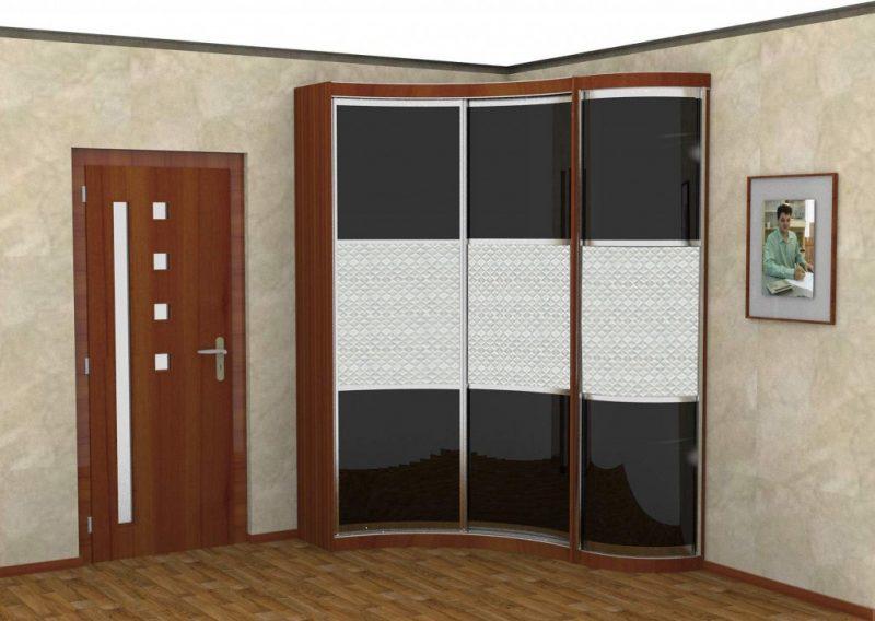 Глянцевый шкаф