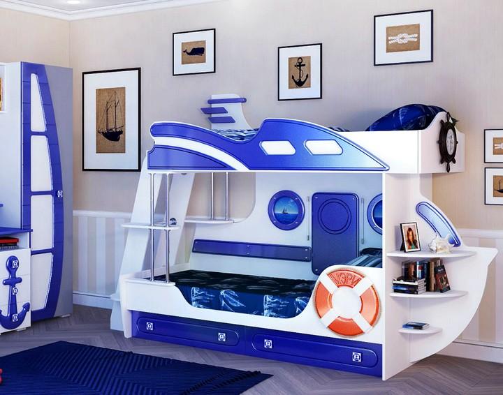 Кровать для мальчиков
