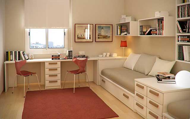 стол у окна в детской комнате фото 7