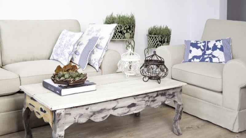 стол в стиле прованс своими руками