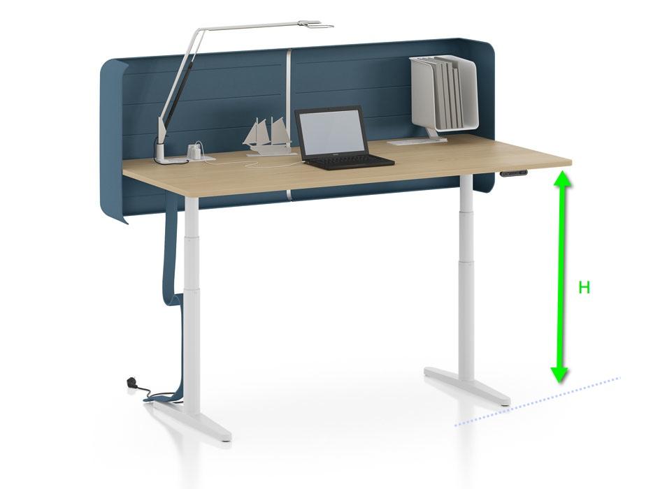 Удобный компьютерный стол