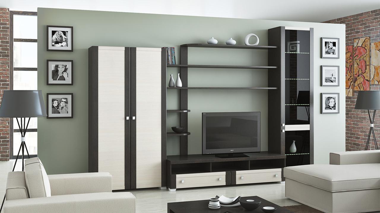 Современная мебель для оформления гостиной