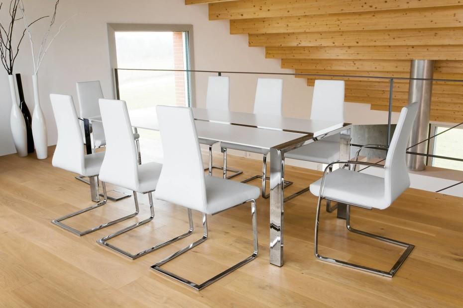 Современные стулья для гостиной в стиле хай-тек
